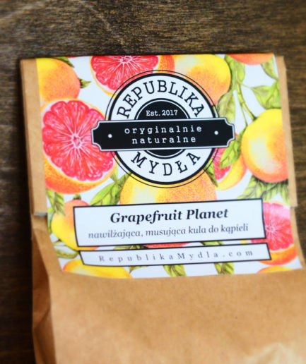 Grapefruit Planet