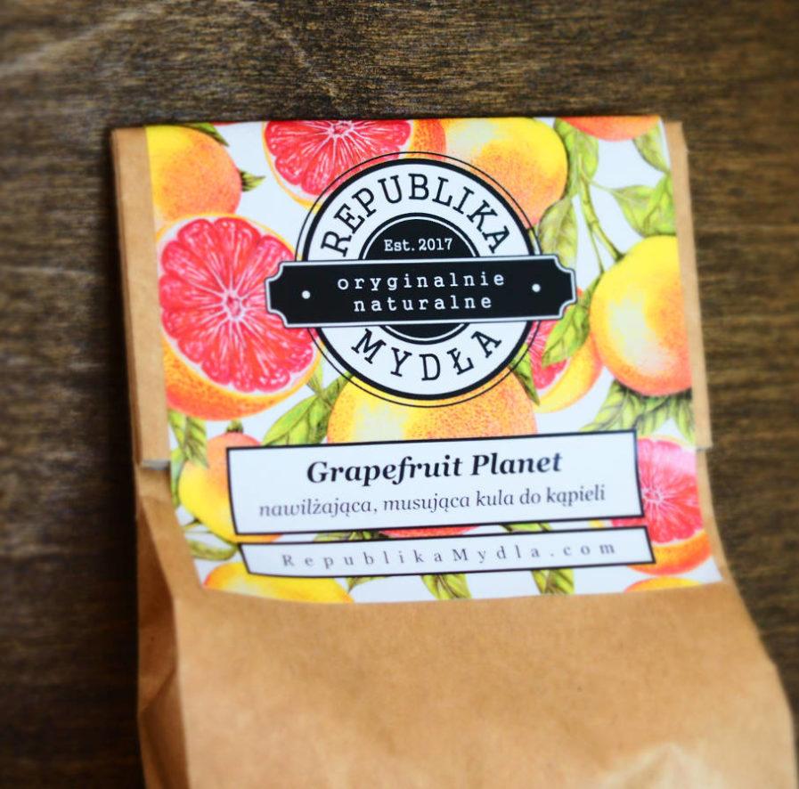 Grapefruit Planet