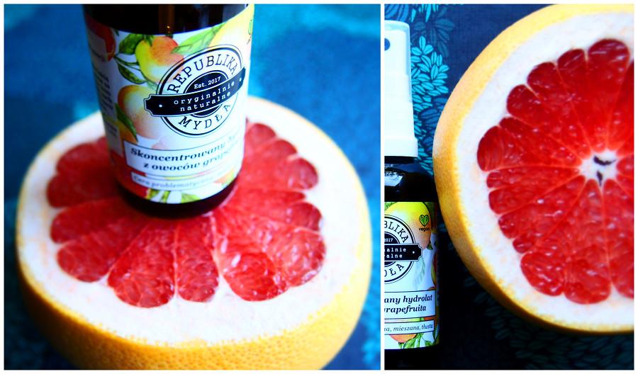 Hydrolat z grapefruita