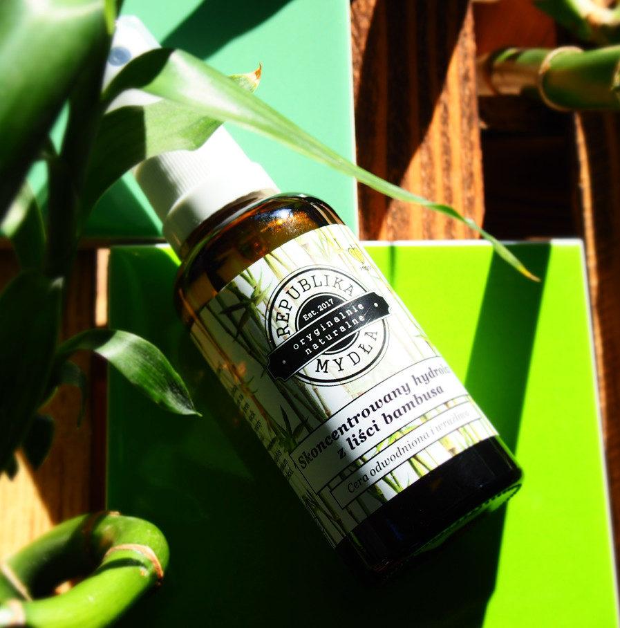 Hydrolat z liści bambusa