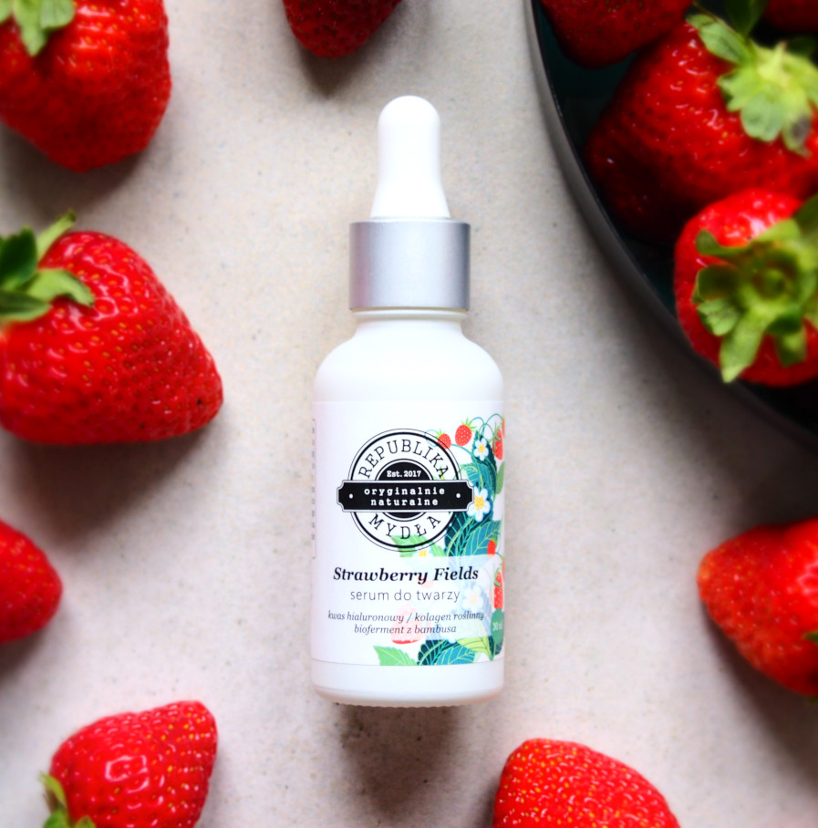 Serum Strawberry Fields