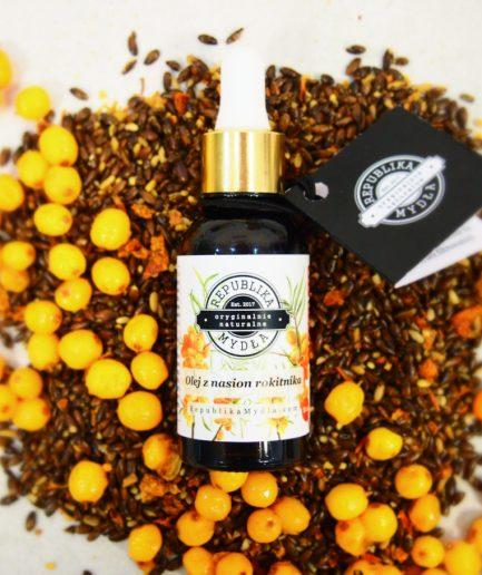 Olej z nasion rokitnika