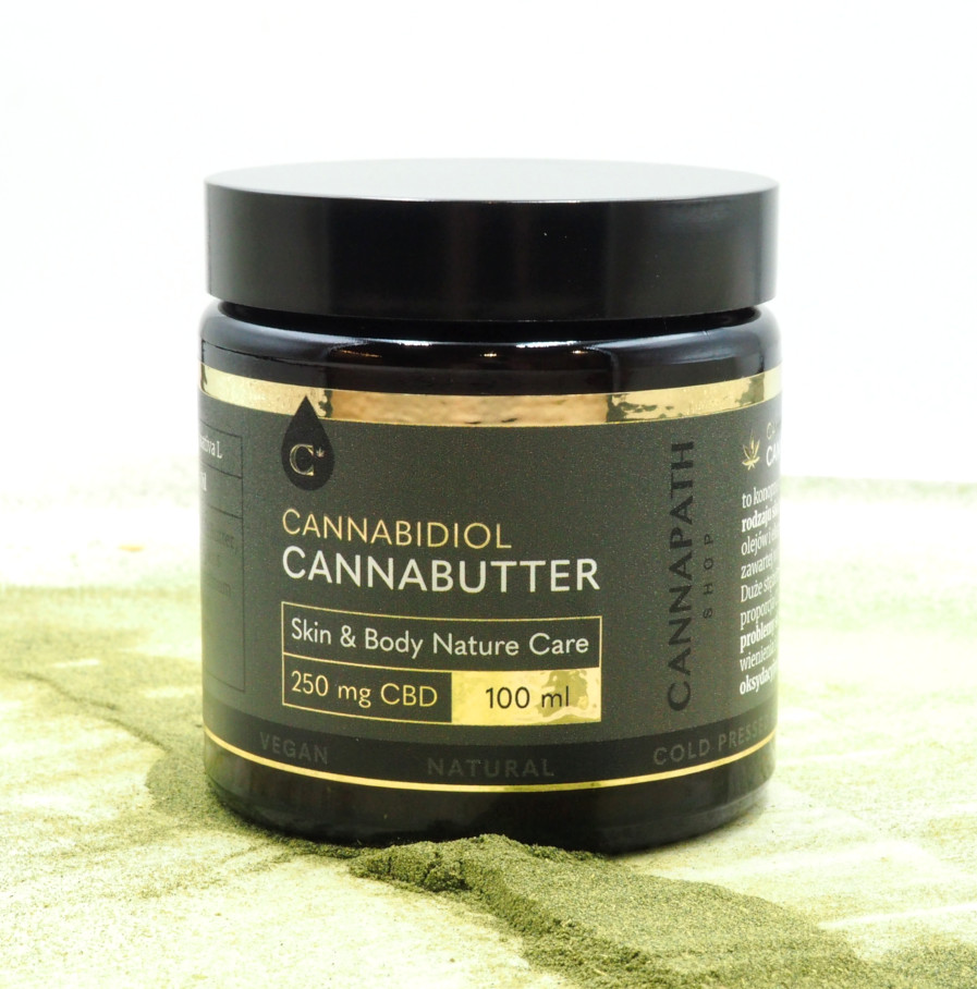 cannabidiol cannabutter