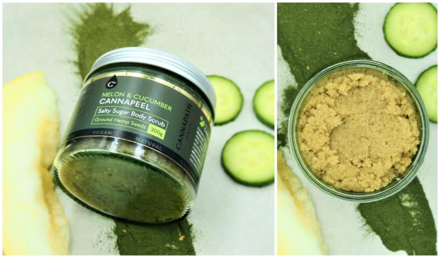 Melon&Cucumber Cannapeel